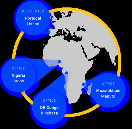 Waynbo across Africa