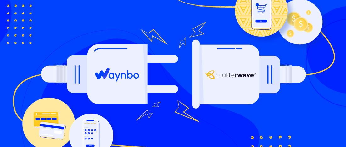 Waynbo Update with Flutterwave integration
