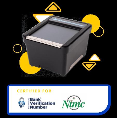 Kojak biometric device