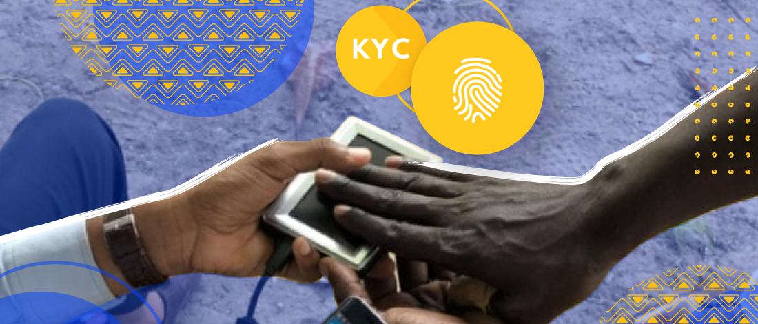 Best biometric devices for last mile services in Africa